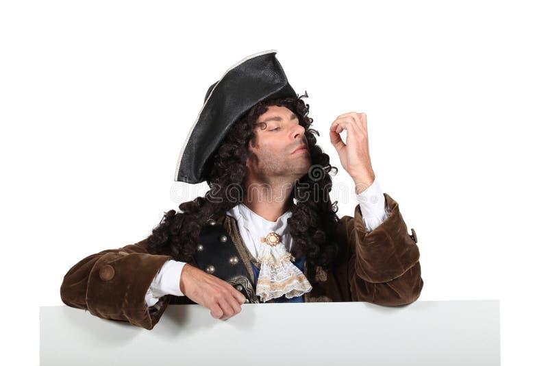 Pirata foto de archivo