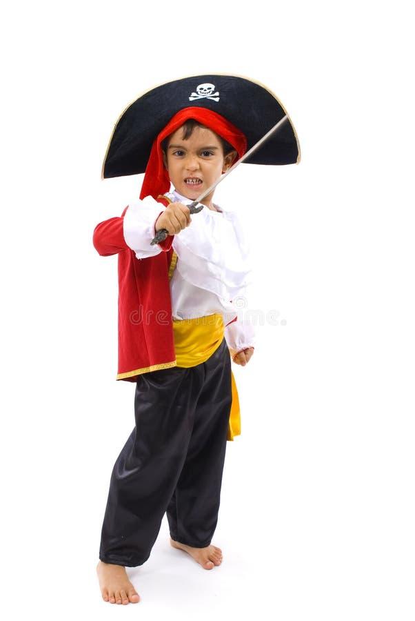 Pirata fotografía de archivo libre de regalías