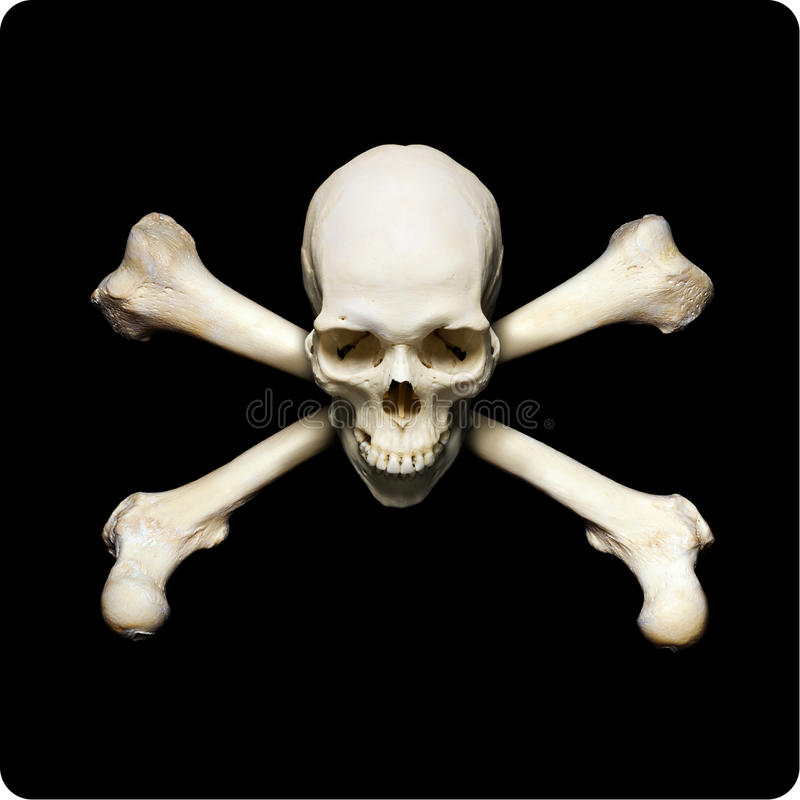 pirata simbol zdjęcie stock