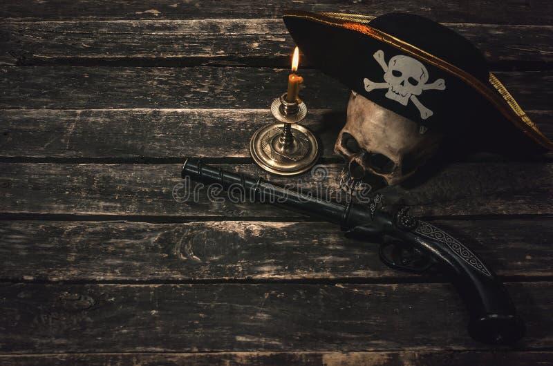 Pirata stół zdjęcie royalty free