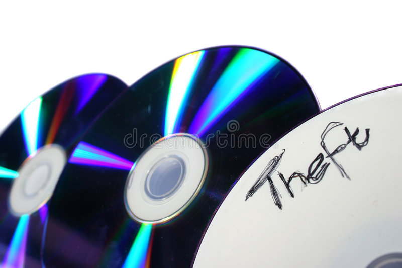 Piratage images stock