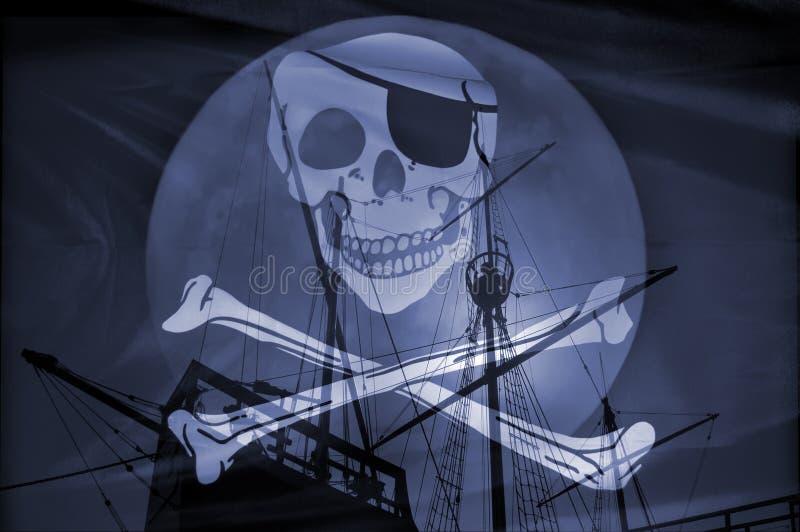 Download Pirate stock illustration. Image of cruise, corsair, dock - 21403313