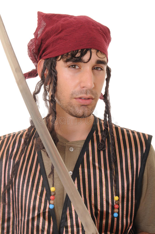 Download Pirate stock image. Image of high, ready, cutlass, rogue - 21443115