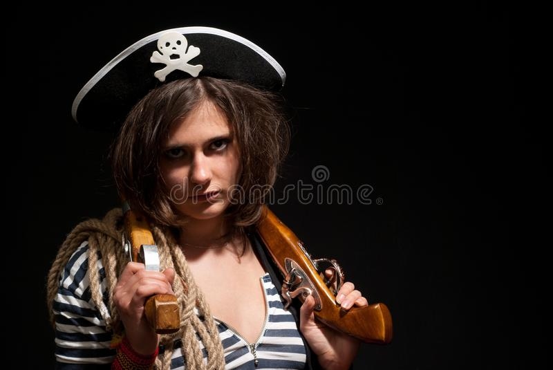Download Pirate stock image. Image of girls, person, face, adolescence - 25169123