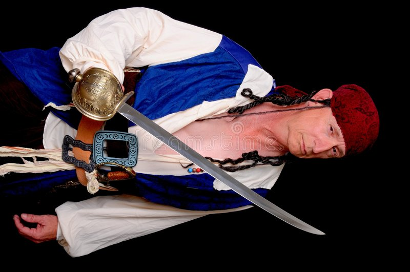 Download Pirate stock image. Image of bandanna, ages, attacking - 4696615