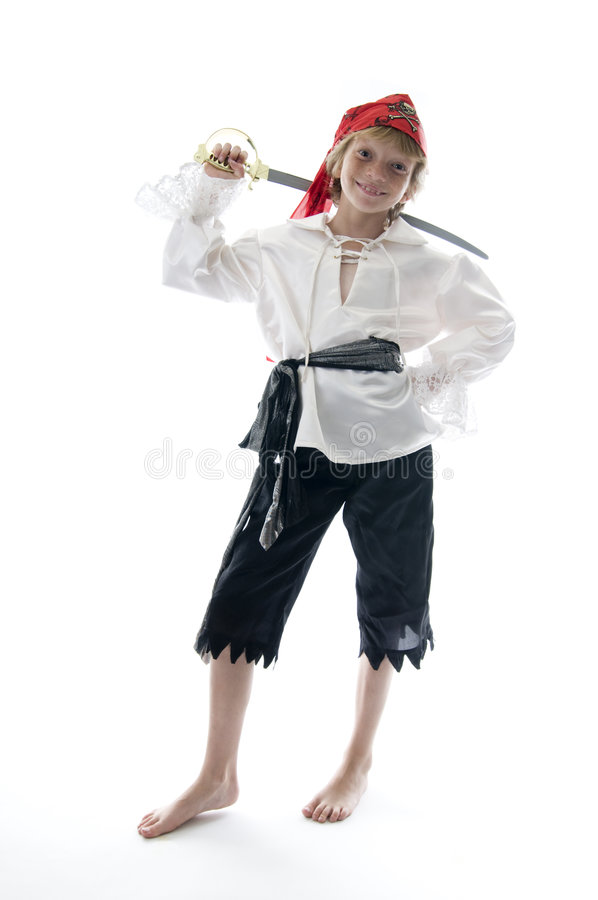 Pirate! royalty free stock image