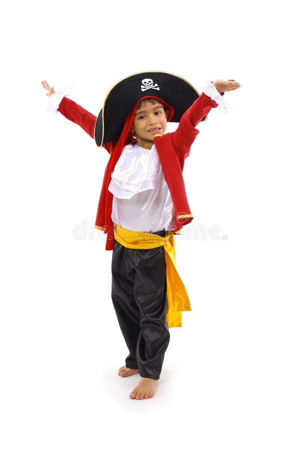 Download Pirate stock photo. Image of piracy, character, play, halloween - 9883458