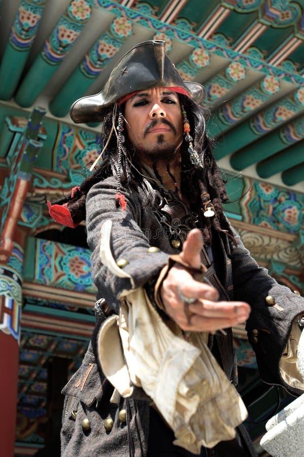 Pirate en Asie photos stock
