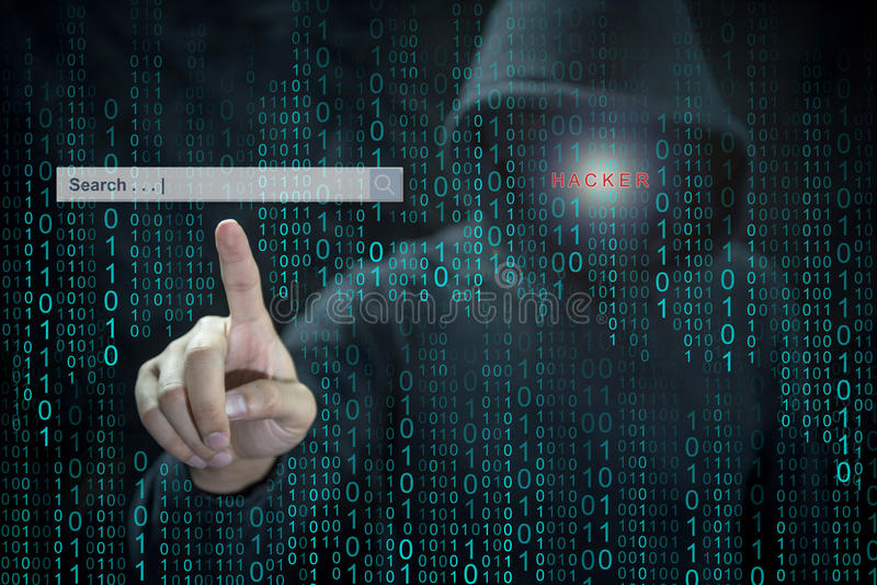 Pirate informatique employant l'adware pour commander le moteur de recherche photos libres de droits
