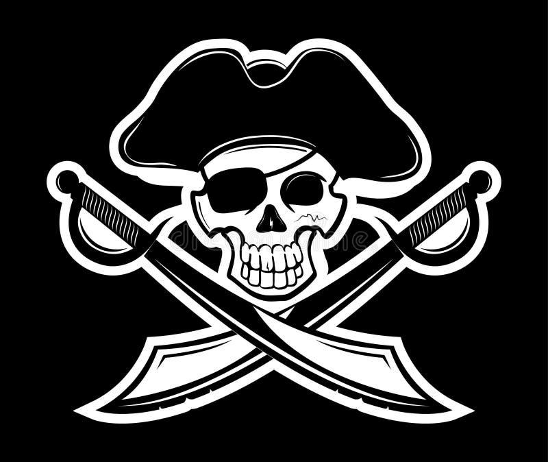 Pirate vector illustration