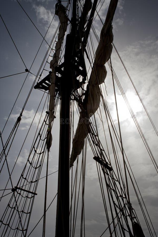 Pirate Vessel Stock Photo