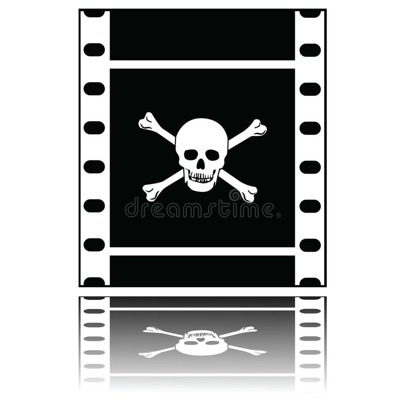 Free Pirated Movie Stock Photos - 19170193