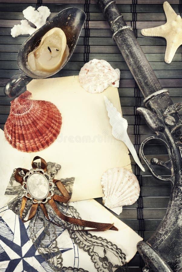 Piraten. stock fotografie