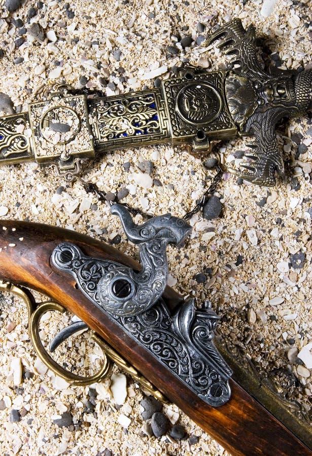 Piraten stock foto