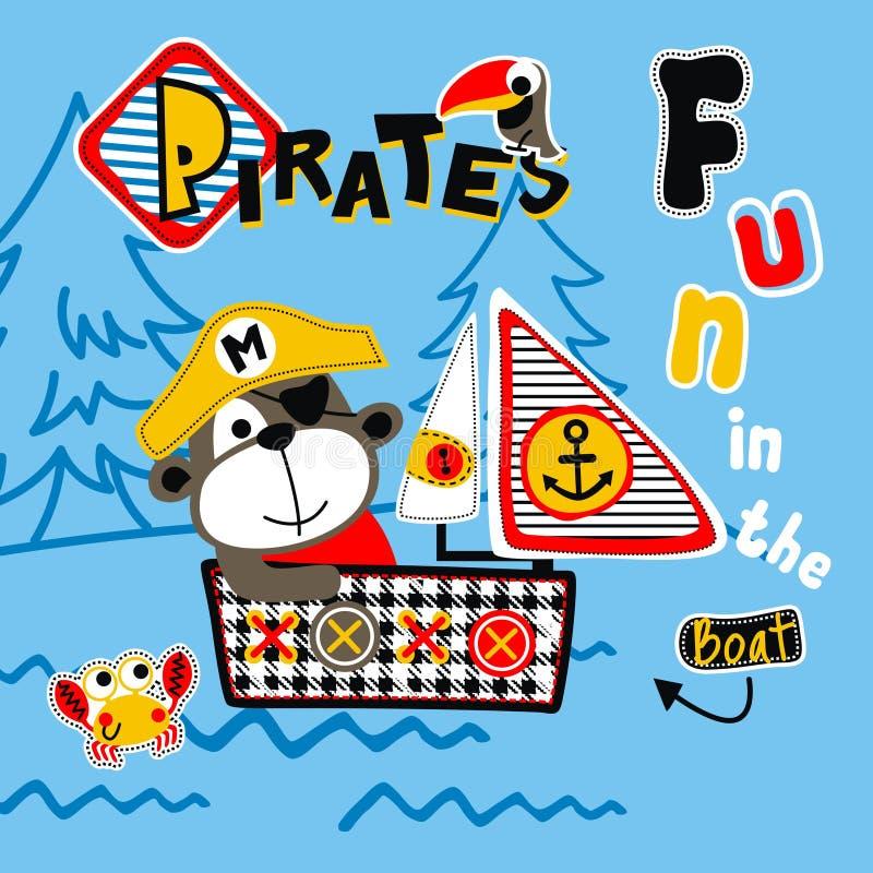 piraten lizenzfreie abbildung
