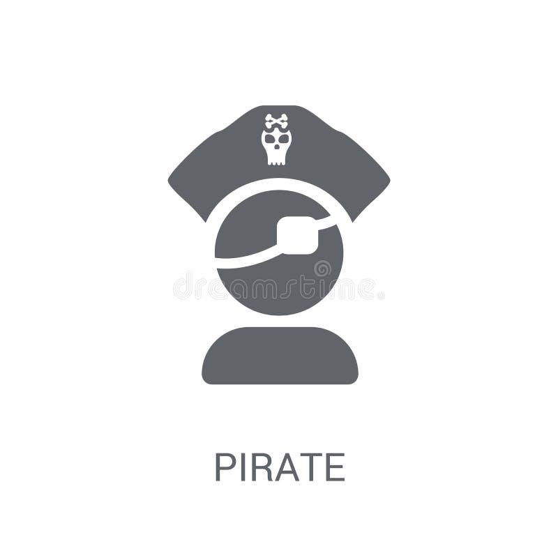 Piratenikone  lizenzfreie abbildung