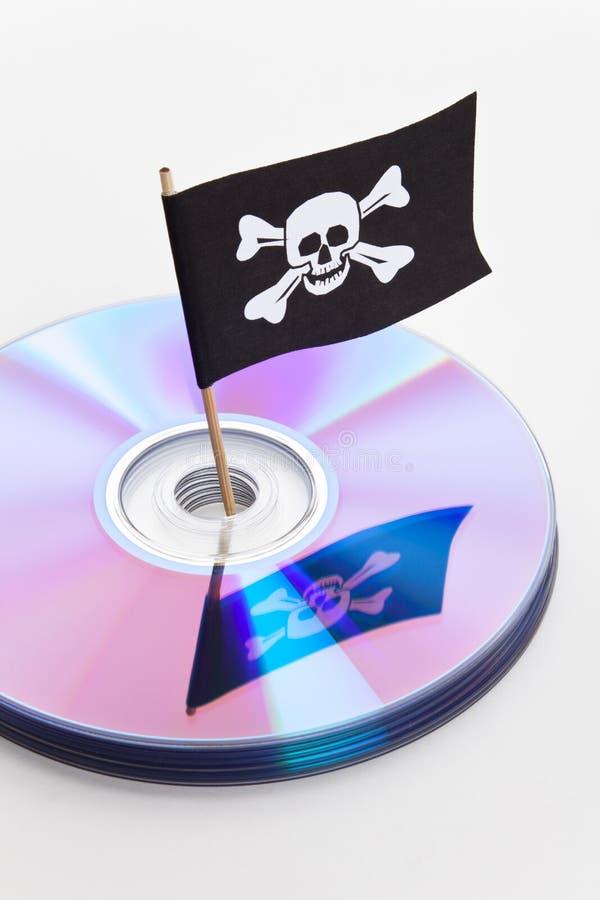 Piratería imágenes de archivo libres de regalías