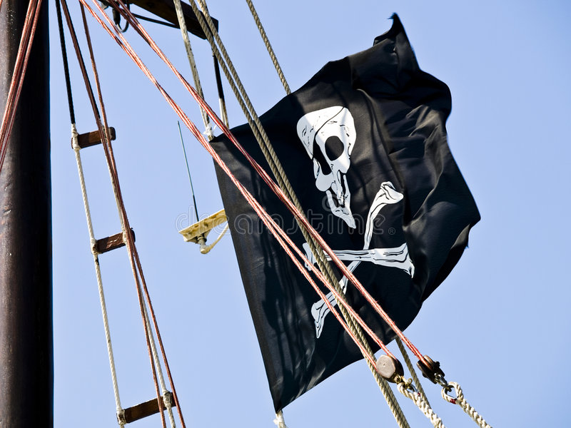 Pirates photographie stock libre de droits