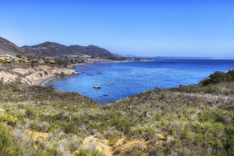 Pirates Cove, California, USA royalty free stock images