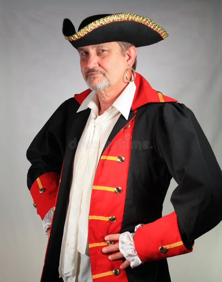 Pirati fotografia stock