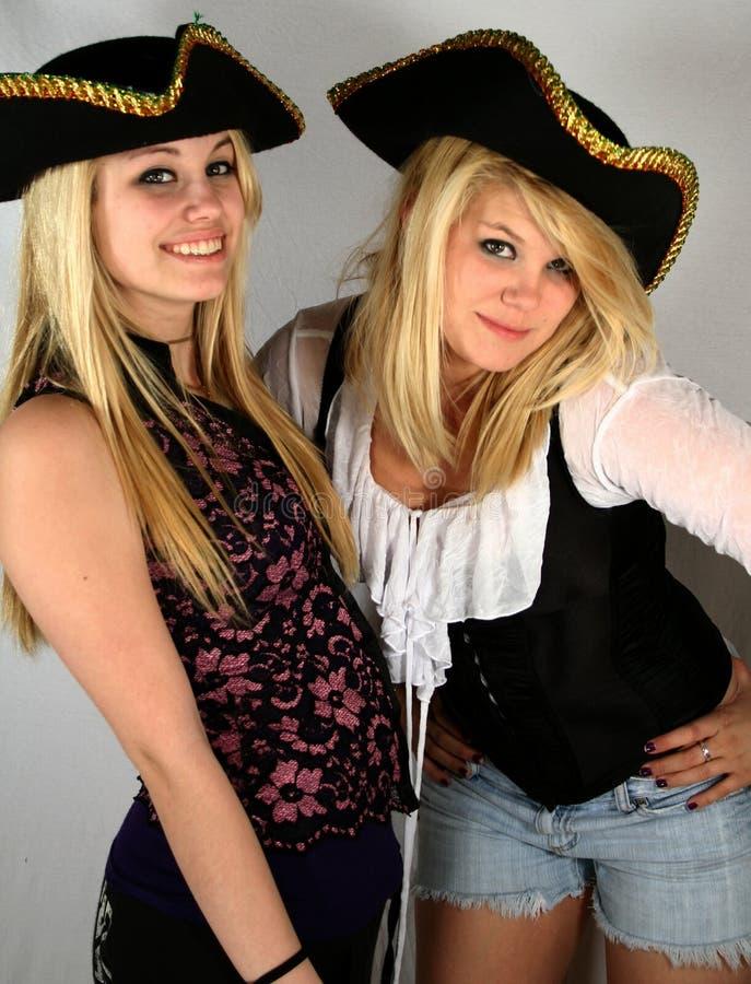 Pirati adolescenti immagini stock libere da diritti