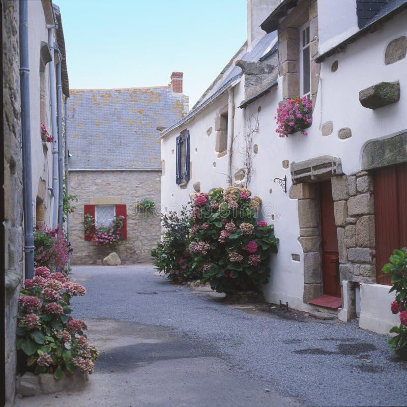 Piriac-sur-Mer. Brittany. La France photos stock