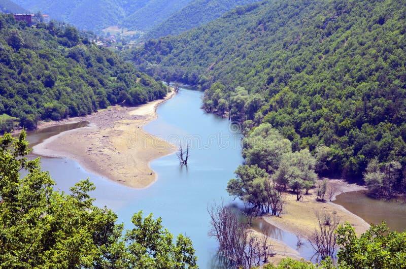 pirin озера стоковые фотографии rf