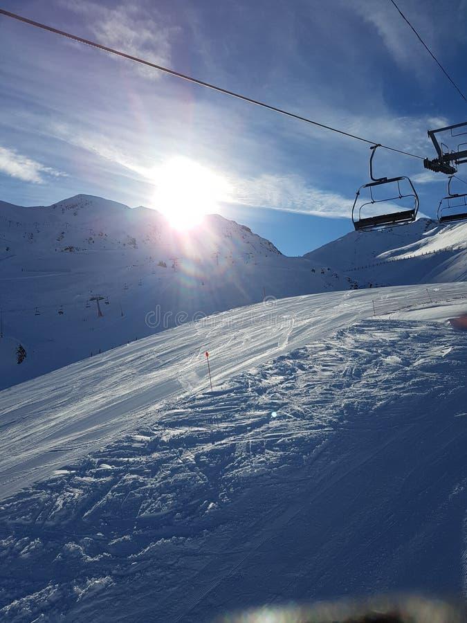 Pirineos stockbild
