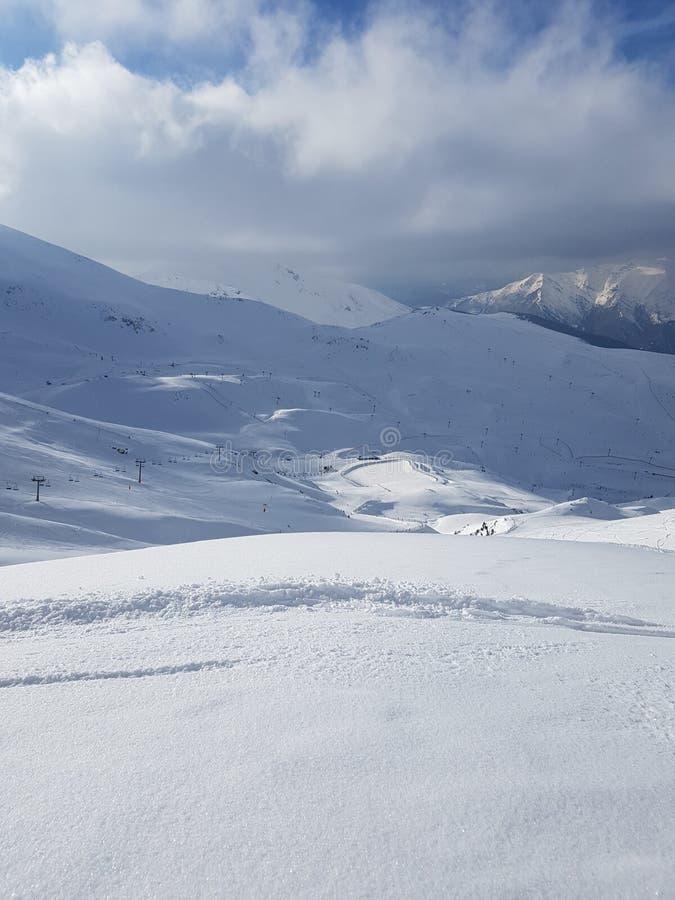 Pirineos stockfotografie