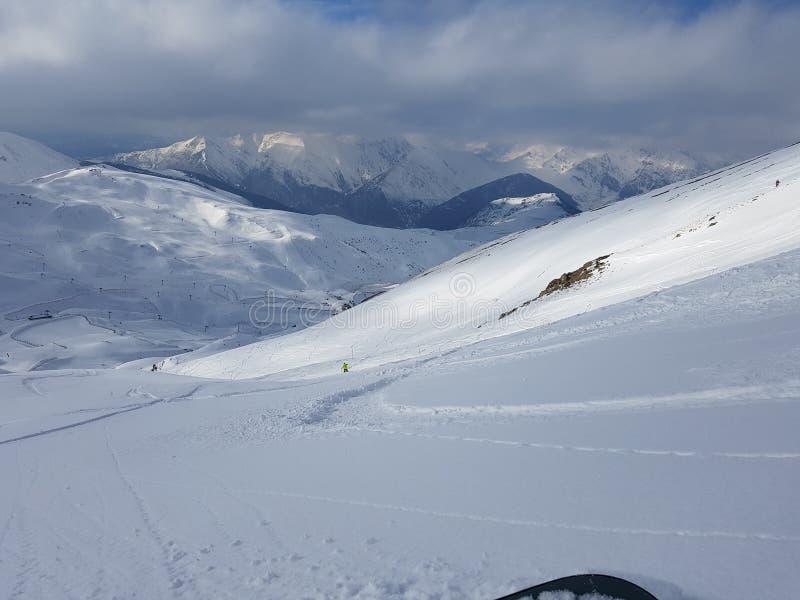 Pirineos stockbilder