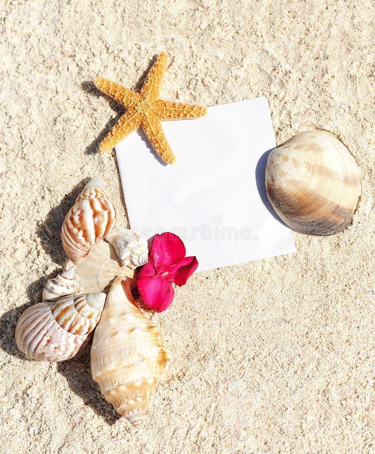 Pirit da praia foto de stock