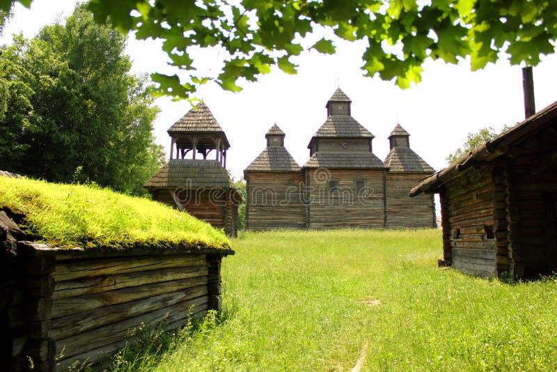 Pirogov-Park 3 stockfotos