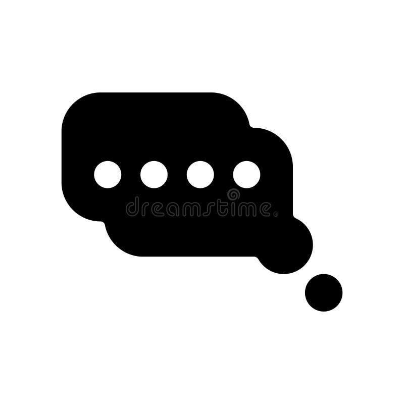 Pisać na maszynie ikona Modny Pisać na maszynie logo pojęcie na białym tle od ilustracja wektor