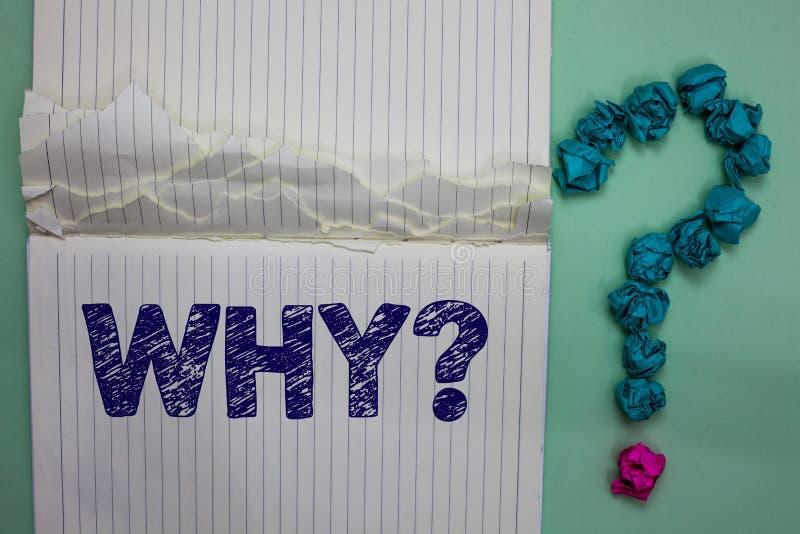 Pisać nutowym seansie Dlaczego pytanie Biznesowa fotografia pokazuje Pytać dla odmianowych odpowiedzi coś przesłuchuje dowiaduje  zdjęcia royalty free