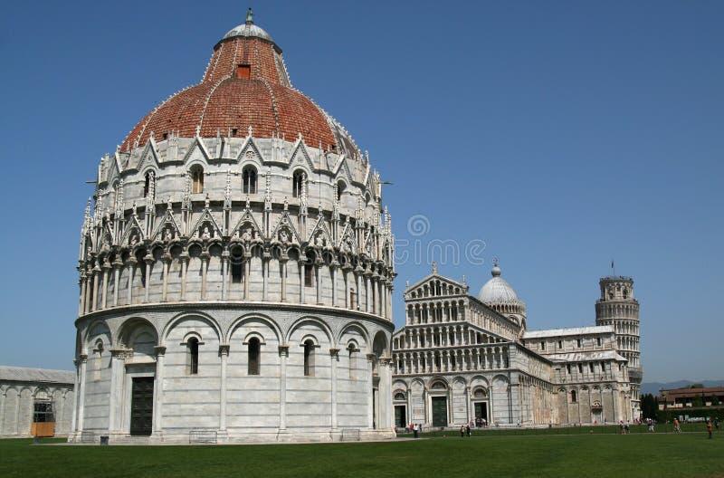 Pisa. stockfotos