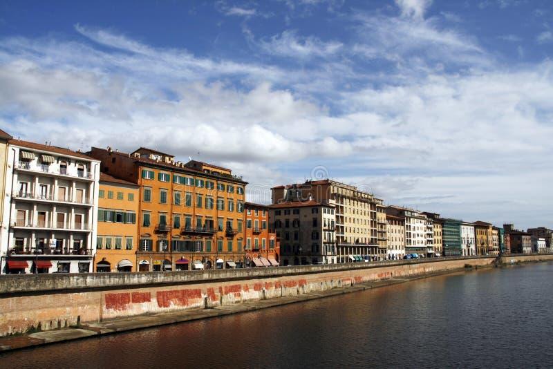 Download Pisa stockfoto. Bild von europäisch, architektur, touristisch - 12201542
