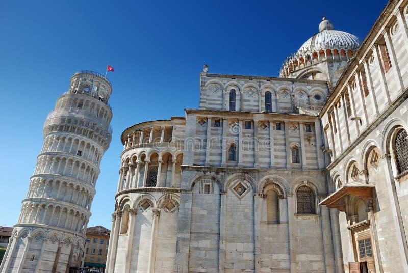 Pisa. stock afbeeldingen