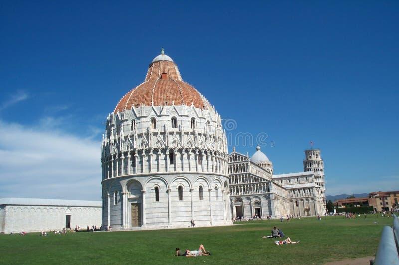 Pisa 2 royalty free stock image