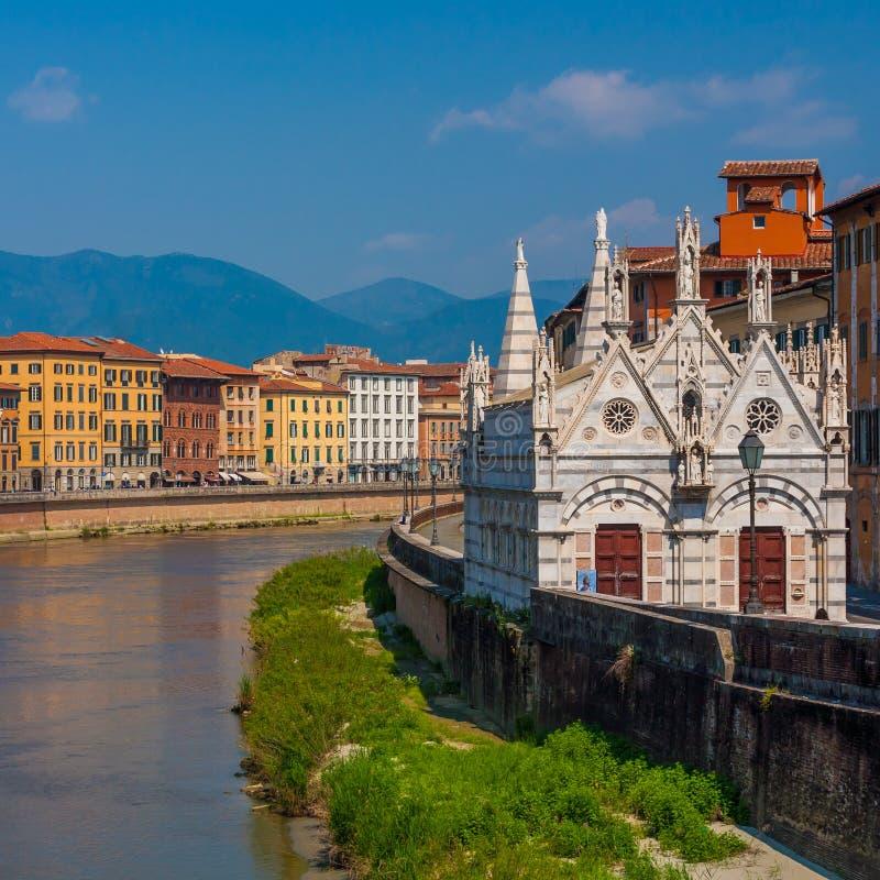 Pisa imagen de archivo