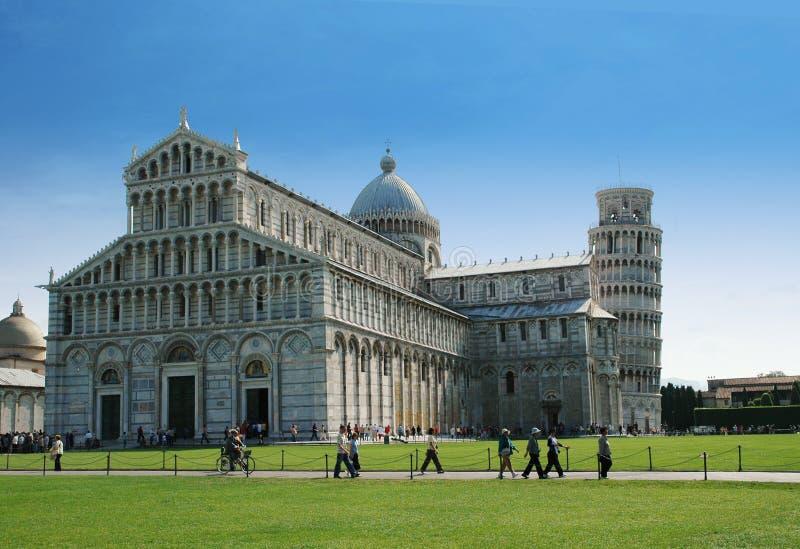 Pisa royalty-vrije stock afbeeldingen