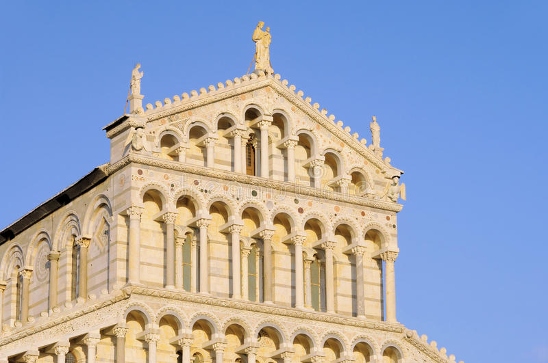 Download Pisa cathedral stock photo. Image of white, italy, cathedral - 14853152