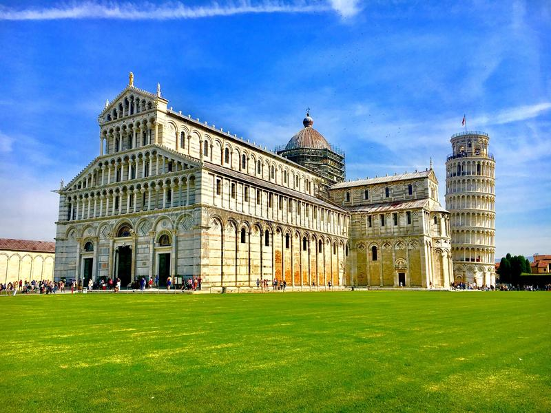 Pisa Cathedral royalty free stock images