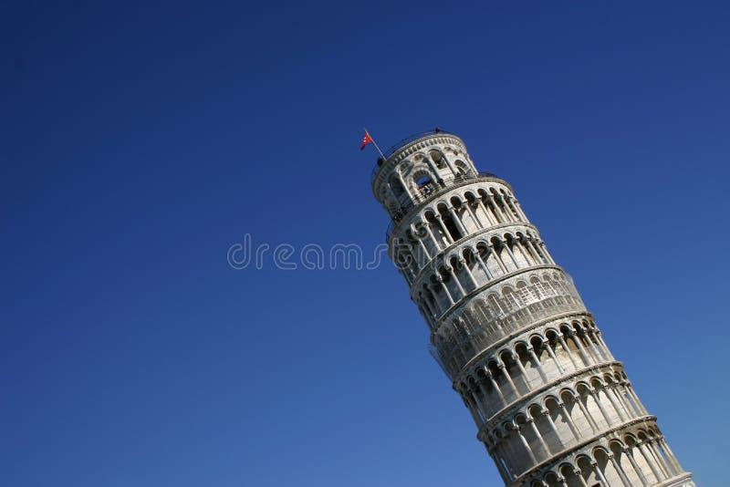 Pisa, de leunende toren royalty-vrije stock foto's