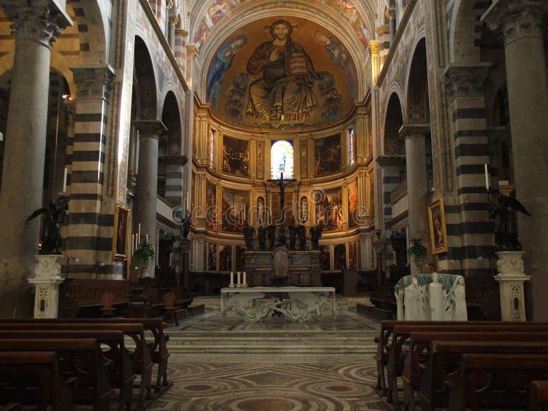 Pisa - Duomo stockbilder