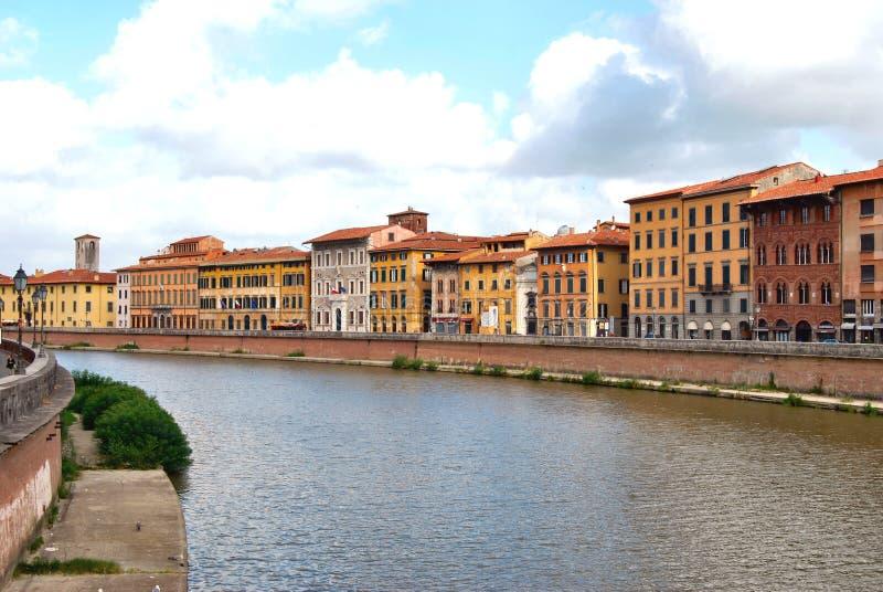 Pisa - Italië stock fotografie