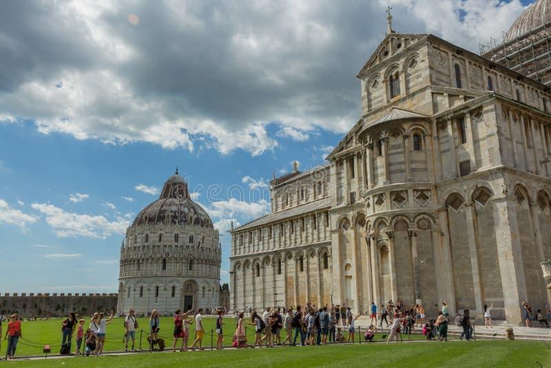 Pisa, Italië stock afbeeldingen
