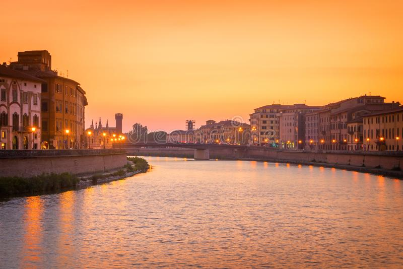 Pisa - Italia imagen de archivo libre de regalías