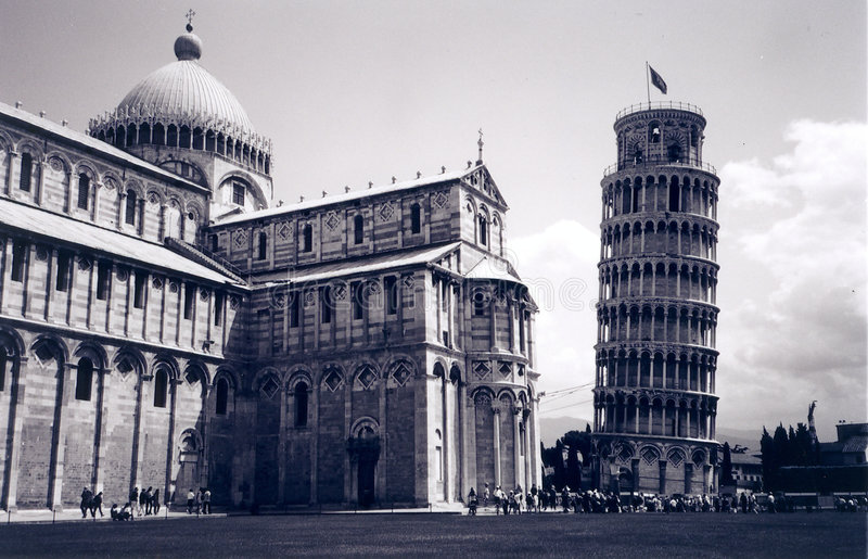 Pisa Italy imagens de stock royalty free