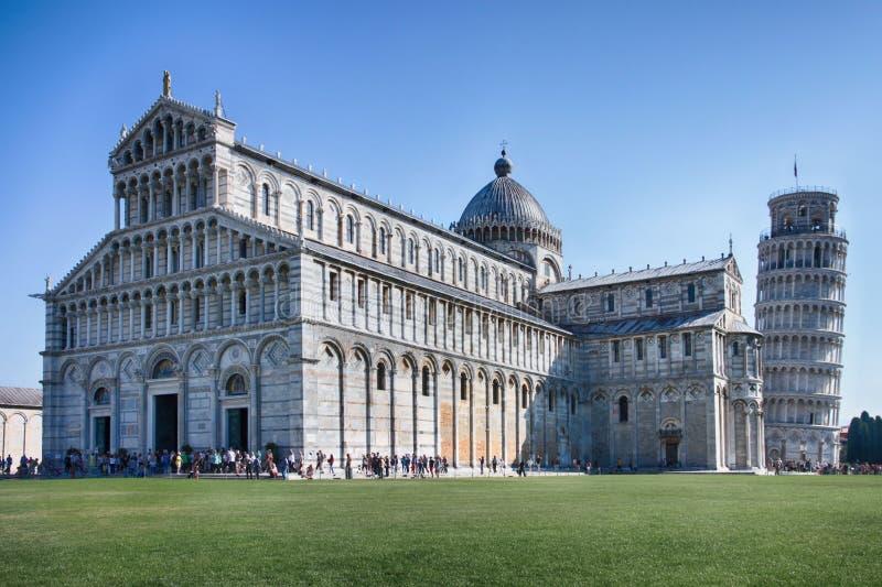 Pisa-Kathedrale stockfoto