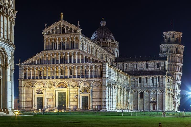 Pisa-Kathedrale, Italien lizenzfreies stockbild